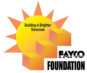 Logo FAYCO Foundation: Building A Brighter Tomorrow